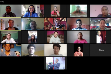 Youth healing sessions in Nepal - World YWCA She Speaks