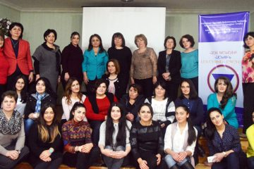 YWCA of Armenia women and young women